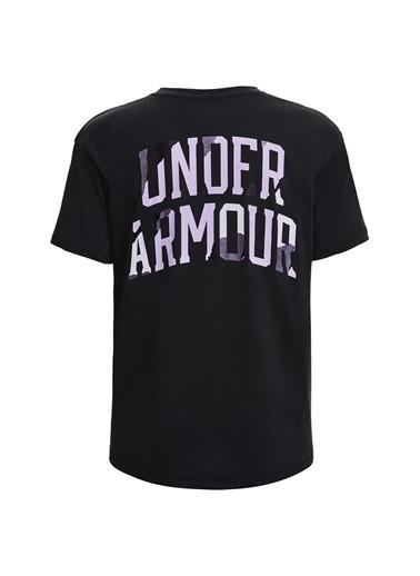 Under Armour Iwd Graphıc Ss Tee Siyah